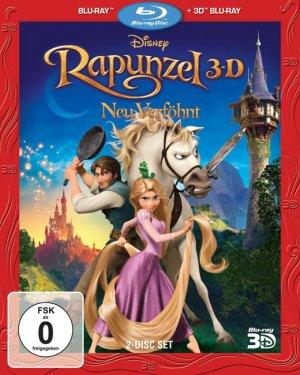 Titelmotiv - Rapunzel - Neu Verföhnt 3D