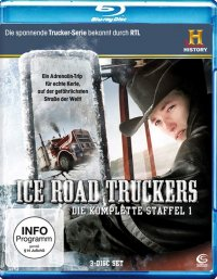 Titelmotiv - Ice Road Truckers - Staffel 1-3