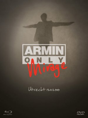 Covermotiv - Armin Only / Mirage