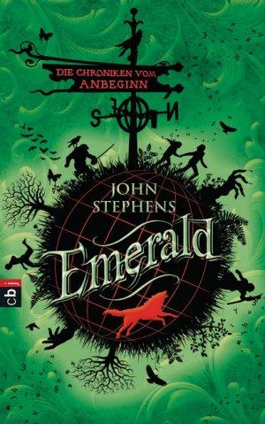 Titelmotiv - Emerald - Die Chroniken vom Anbeginn