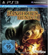 Packshot - Dangerous Hunts 2011