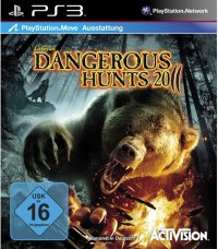 Titelmotiv - Dangerous Hunts 2011