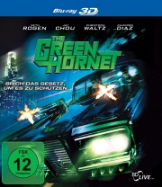 Cover - The Green Hornet