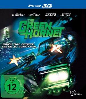 Titelmotiv - The Green Hornet