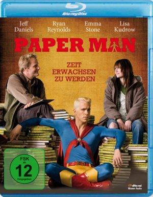 Titelmotiv - Paper Man