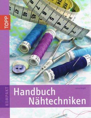 Titelmotiv - Handbuch - Nähtechniken