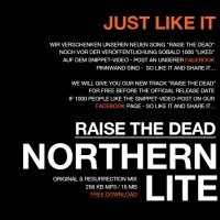 "Northern Lite verschenken ""Raise The Dead"""
