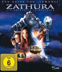Titelmotiv - Zathura - Ein Abenteuer im Weltraum