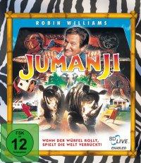 Titelmotiv - Jumanji