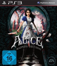 Packshot - Alice - Madness Returns