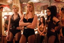 Rocket (Jena Malone), Sweet Pea (Abbie Cornish), Blondie (Vanessa Hudgens) - Sucker Punch