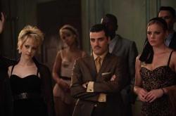 Rocket (Jena Malone), Blue Jones (Oscar Isaac), Sweet Pea (Abbie Cornish) - Sucker Punch
