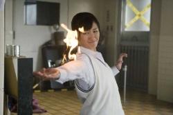 Kei Tsuchiya (Rina Takeda) - High Kick Girl!