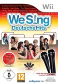 Packshot - We Sing: Deutsche Hits