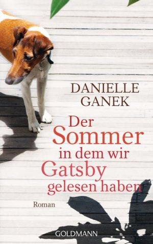 Titelmotiv - Der Sommer, in dem wir Gatsby gelesen haben