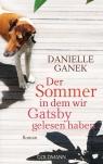 Covermotiv - Der Sommer, in dem wir Gatsby gelesen haben