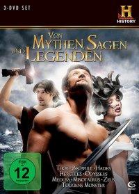 Titelmotiv - Von Mythen, Sagen und Legenden