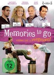 Memories to go - vergeben und ... vergessen