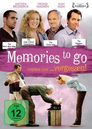 Titelmotiv - Memories to go - vergeben und ... vergessen