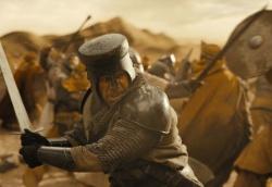 Es sind Schlachten zu schlagen - Felson (Ron Perlham) - Der letzte Tempelritter