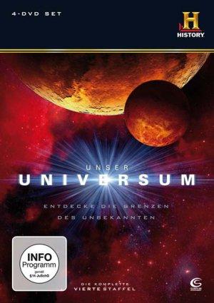 Titelmotiv - Unser Universum - Staffel 4