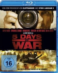 Titelmotiv - 5 Days of War