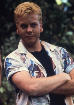 Bad Boy - Ace Merrill (Kiefer Sutherland) (Bildmaterial: © Sony) - Stand by Me