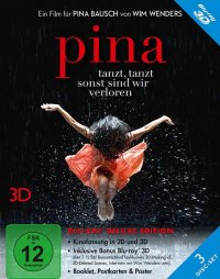 Titelmotiv - Pina 3D