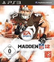 Packshot - Madden NFL 12