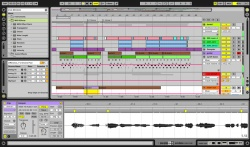 Arrangement View - Ableton Live 8 Workshop bei Music and More