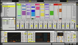 Session View - Ableton Live 8 Workshop bei Music and More