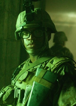 Cpl. Kevin Harris (Ne-Yo) - World Invasion: Battle Los Angeles
