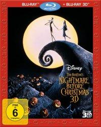 Titelmotiv - Nightmare Before Christmas 3D