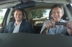 Ritchie Flynn Parker (Alessandro Nivola), Nat Parker (Christopher Walken) - Five Dollars a Day