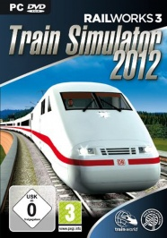 Packshot - Train Simulator 2012 - Railworks 3
