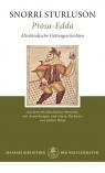 Covermotiv - Prosa Edda - Altisländische Göttergeschichten