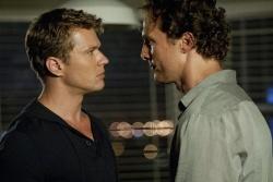 Louis Roulet (Ryan Phillippe), Mick Haller (Matthew McConaughey) - Der Mandant