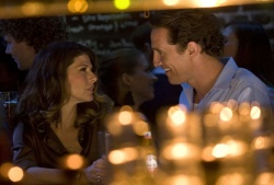 Maggie McPherson (Marisa Tomei), Mick Haller (Matthew McConaughey) - Der Mandant