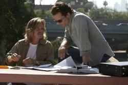 Frank Levin (William H. Macy), Mick Haller (Matthew McConaughey) - Der Mandant