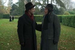 Fisk Junior (Jeremy Northam) und Fisk Senior (Peter O'Toole) - Dean Spanley