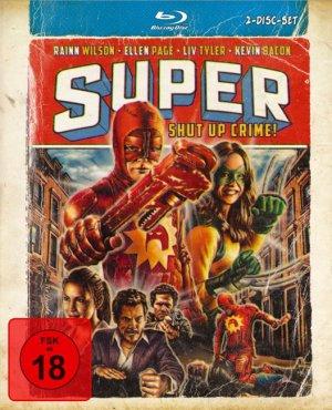 Titelmotiv - Super - Shut Up, Crime!