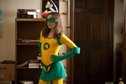 Libby (Ellen Page) - Super - Shut Up, Crime!