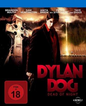 Titelmotiv - Dylan Dog: Dead of Night