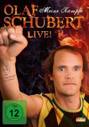 Titelmotiv - Olaf Schubert - Meine Kämpfe - Live!