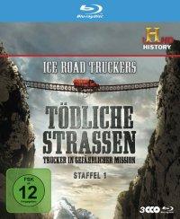 Titelmotiv - Ice Road Truckers: Tödliche Straßen - Staffel 1