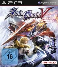 Packshot - Soulcalibur V