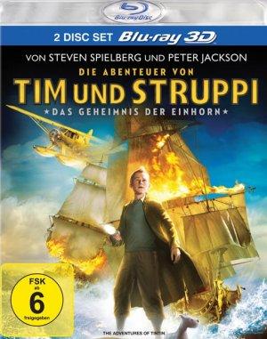 Titelmotiv - Die Abenteuer von Tim und Struppi (3D)