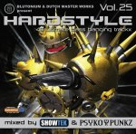 Covermotiv - Various Artists - Hardstyle Vol. 25