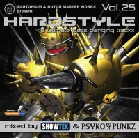 Covermotiv - Hardstyle Vol. 25