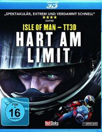 Titelmotiv - Isle of Man - TT3D: Hart am Limit